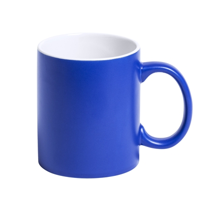 Picture of Cool cup Lousa, ceramic, 350 ml, blue and white