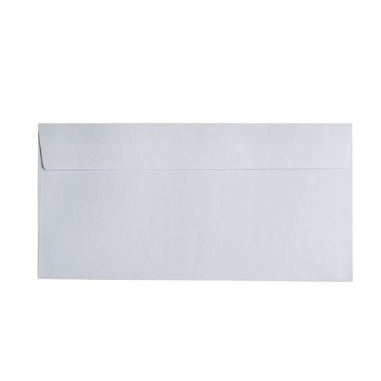 Picture of Top Office Mailing Envelope, DL, 110 x 220 mm, paper, peel & seal, white, 1000 pcs.