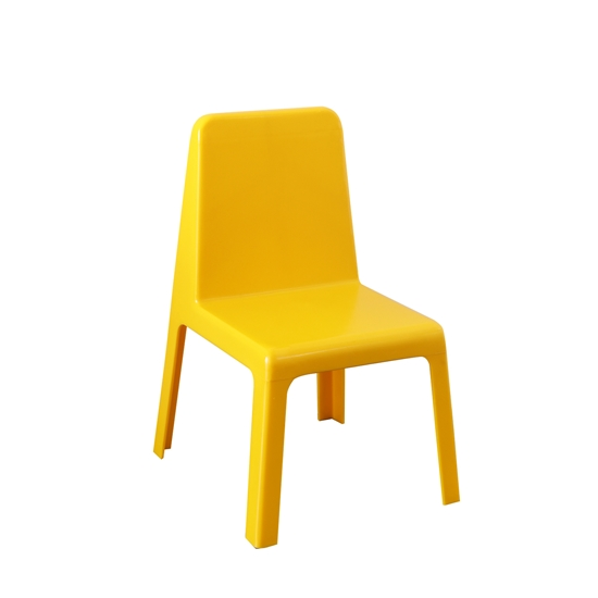Picture of Childrens chair, plastic, 30 x 60 cm