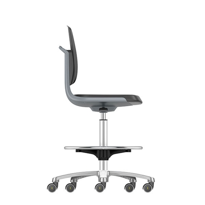 Picture of Bimos Laboratory ergonomic chair Labsit 9125, grey