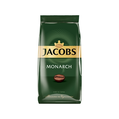 Снимка на Jacobs Monarch Кафе на зърна, 1 kg