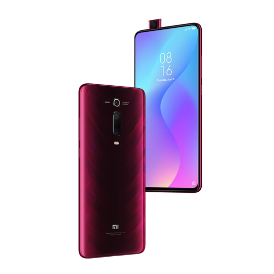 Picture of Xiaomi Смартфон MI 9T, с две SIM карти, 6.39 '', 64 GB, 6 GB RAM, 4000 mAh, Flame Red
