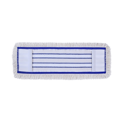 Picture of Hunts mop Medical, for wet cleaning, cotton, 50 cm