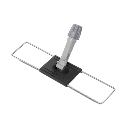 Picture of Hunts holder for flat mop, for dry cleaning, 100 cm