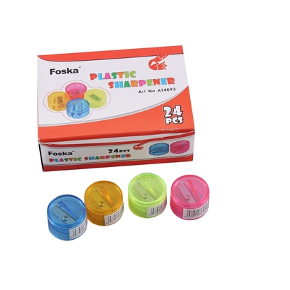 Picture of Foska sharpener, single, with container, assorted