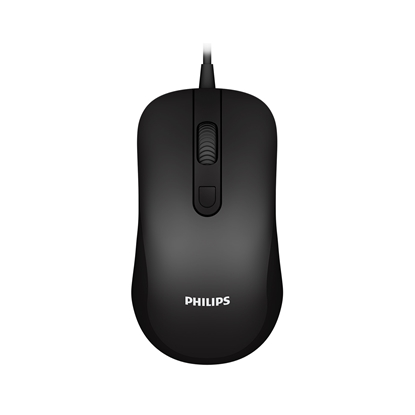 Picture of Philips Mouse M213, with 4 buttons, with USB