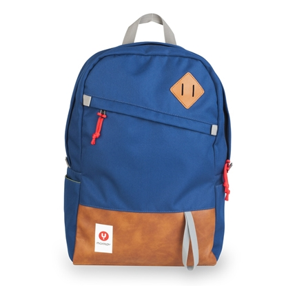 Picture of NGS backpack for laptop Snipe, 15.6', blue