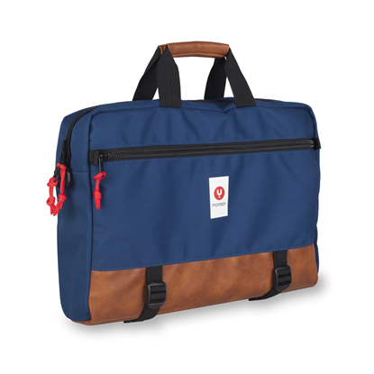 Picture of NGS bag for laptop Spur, 15.6', blue