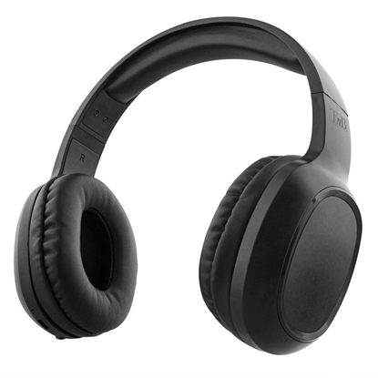 Picture of TNB headphones Hashtag, with Bluetooth, black