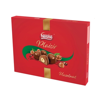 Picture of Nestle Chocolate candies, hazelnut, 154 g