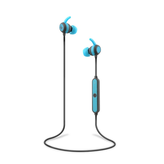 Picture of TNB headphones Be Color, with Bluetooth, blue