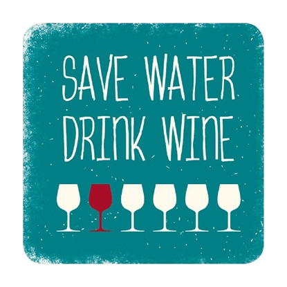 Снимка на Gespansterwald Магнитче, Save water drink wine