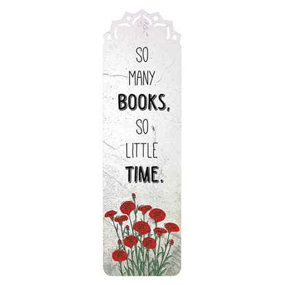 Picture of Gespansterwald Bookmark, flowers