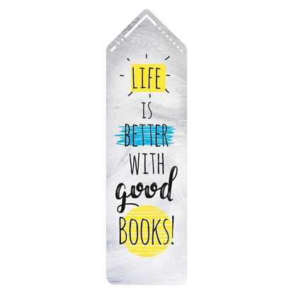 Picture of Gespansterwald Bookmark, Life is better with good book