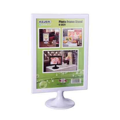 Picture of KEJEA informational holder, vertical, A4, white