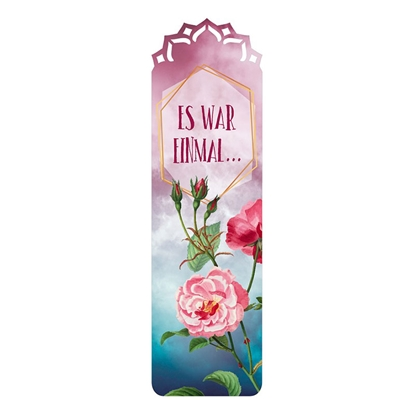 Picture of Gespansterwald Bookmark, roses