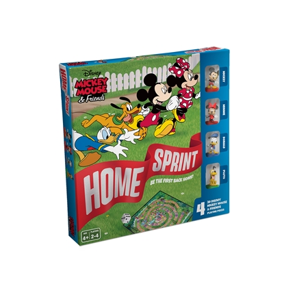 Picture of Disney Board game Mickey & Friends  Home Sprint