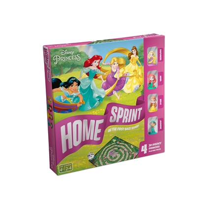 Снимка на Disney Настолна игра Princess ''Home Sprint''