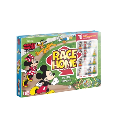 Picture of Disney Board game Mickey & Friends  Race Home