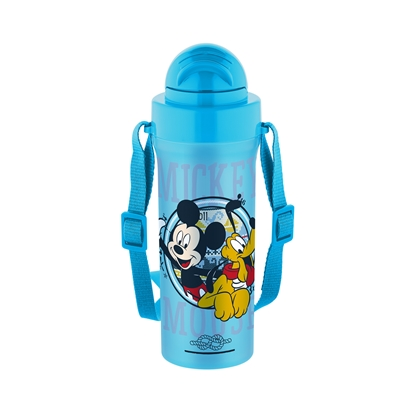 Picture of Disney Water bottle Mickey Mouse, with a strap, CC, 300 ml