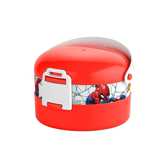 Picture of Disney Lunch box Spiderman, PVC, 1000 ml