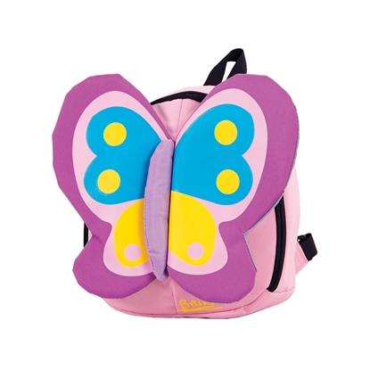 Picture of Pulse Backpack Baby Bella, pink-violet