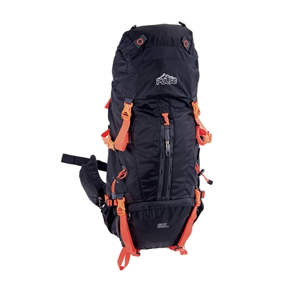 Picture of Pulse Backpack Mountain, 60 L, black