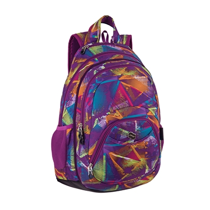 Picture of Pulse Backpack Laser, 2 in a 1, purple