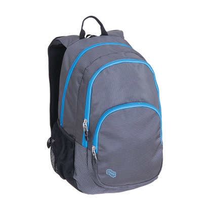 Picture of Pulse Backpack Fusion Dot, grey-blue