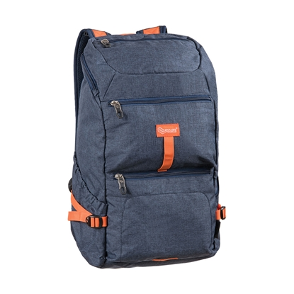 Picture of Pulse Backpack Travel, blue-orange