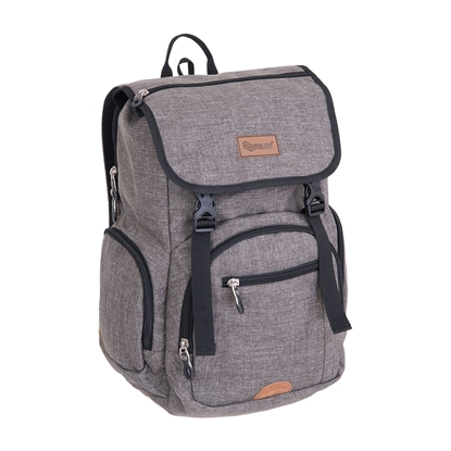 Picture of Pulse Backpack Cover, pink-grey