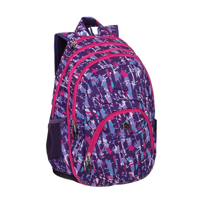 Picture of Pulse Backpack Teens Collision, 2 in a 1, purple