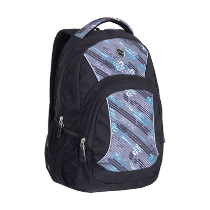 Picture of Pulse Backpack Fever, black-grey