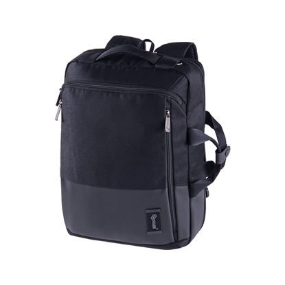 Picture of Pulse Backpack and bag for laptop Neptun, 2 in a 1, 15.6 , black