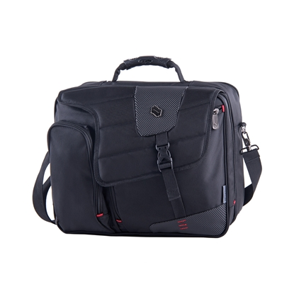Picture of Pulse bag for laptop Kryptonite, 17.3 , black