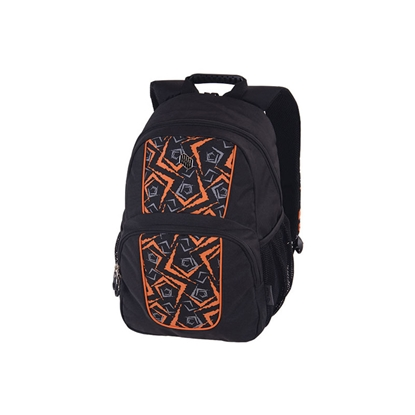 Picture of Pulse Backpack Vision Geo, black-orange