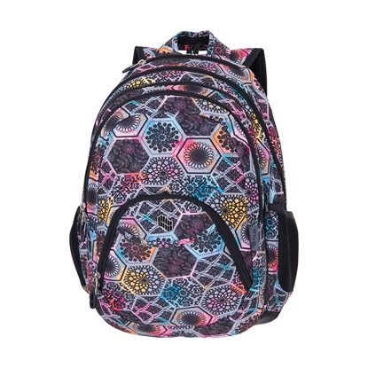 Picture of Pulse Backpack Teens Symphony, 2 in a 1, multicolored