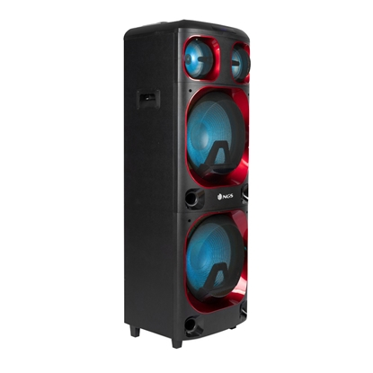Picture of NGS Speaker Wild Ska 2, with Bluetooth, 800W