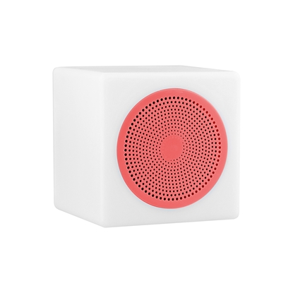 Picture of TNB speaker Lumi2, 3W, with Bluetooth, pink