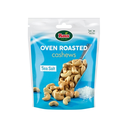 Picture of Rois roasted cashew, with sea salt, 120 g