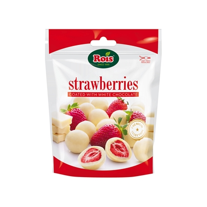 Picture of Rois Choco strawberry,  yogurt, 100 g