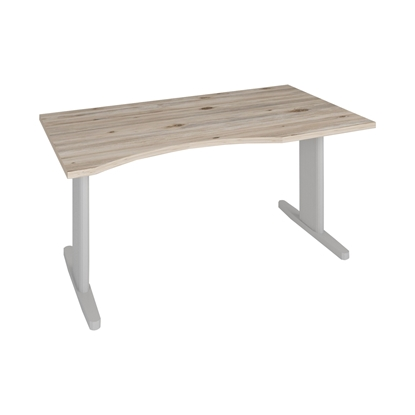 Picture of B802GR Desk, 160 x 70 x 74 cm