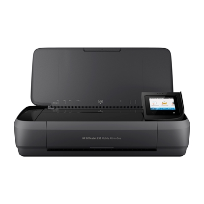 Picture of HP ink multifunctional device 3 in a 1 OfficeJet 252 N4L16C