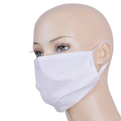 Picture of Reusable face mask, three-layered, 10 pcs.
