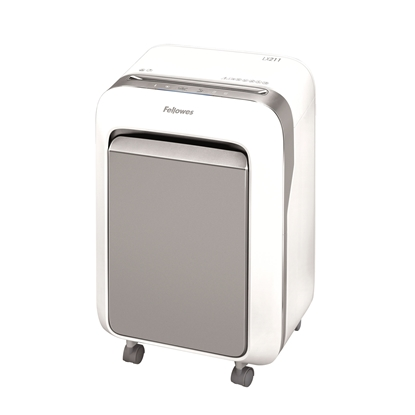 Picture of Fellowes Document shredder LX211, Micro-Cut, 23 L, white