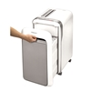 Picture of Fellowes Document shredder LX221, Micro-Cut, 30 L, white