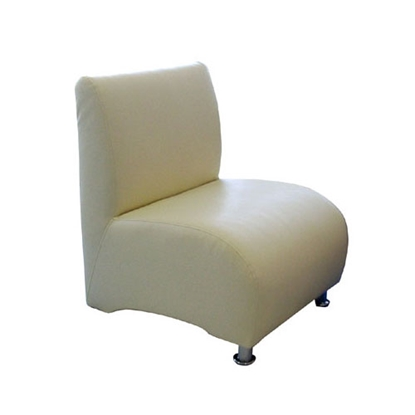Picture of Belcaro armchair Vanilla Sky