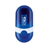 Picture of Colop stamp PSP 40, pocket, 58 х 22 mm, green-blue