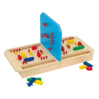 Picture of Game Warships, wooden