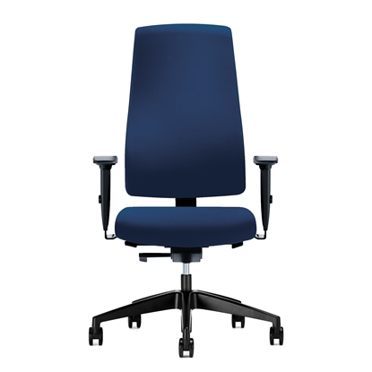 Picture of Interstuhl Ergonomic chair Goal 24/7, sapphire blue